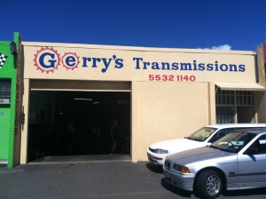 Gerry's Transmissions Workshop